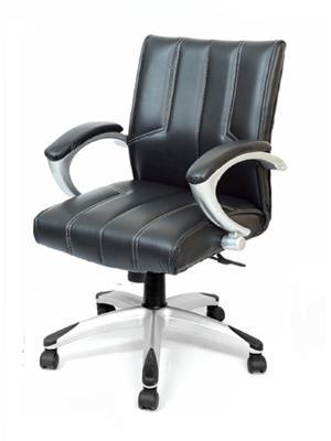 Hetal Enterprises HE10046 Black Office Chair