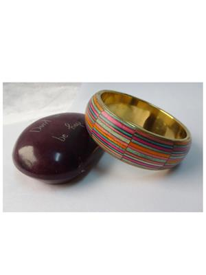 Tara Hfjw-130 Multicolored Women Bangle