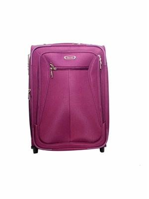 Swiss Traveller HKE10 Pink Polyester Trolleys Bags