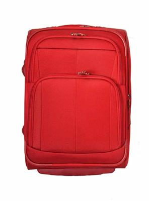 Swiss Traveller HKE1 Red Polyester Trolleys Bags