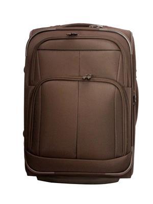 Swiss Traveller HKE3 Brown Polyester Trolleys Bags