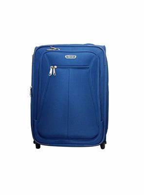 Swiss Traveller HKE4 Blue Polyester Trolleys Bags