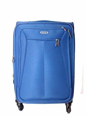 Swiss Traveller HKE6 Blue Polyester Trolleys Bags