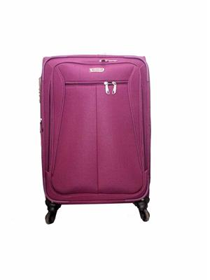 Swiss Traveller HKE7 Pink Polyester Trolleys Bags
