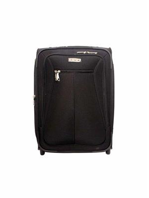 Swiss Traveller HKE9 Black Polyester Trolleys Bags