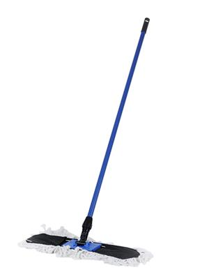 Todayin Hl1006 Blue Dry Mop With Rod