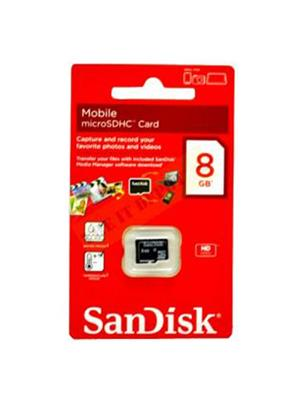 Sandisk HQ3 Black Memory Cards