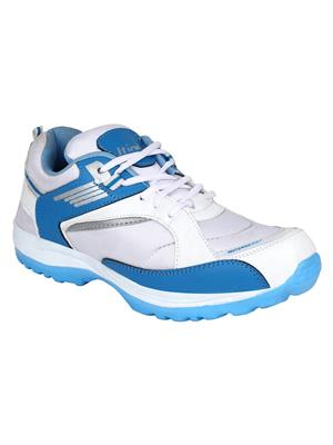 Hirolas HRL16050 White-Blue Men Sports Shoes