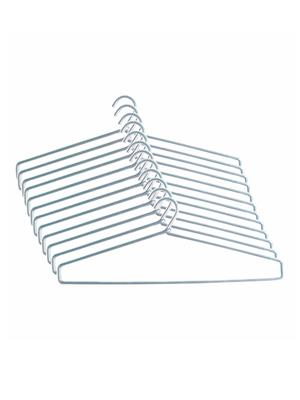 Todayin Hu1074 White Hanger Set Of 12
