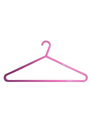 Todayin Hu1075 Pink Hanger Set Of 12