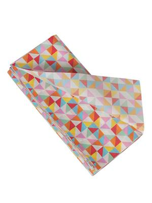 Todayin Hu1086 Multicolored Tissue Paper Set Of 50