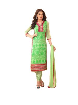 Habibis Collections H_013 Multicolored Women Dress Materials