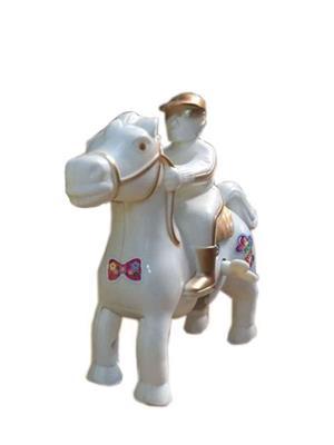 Rahul Horse Jockey Toy For Boys & Girl
