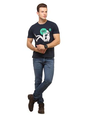 Insight Apparel INS11 Black Men T-Shirt