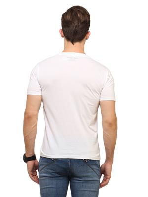 Insight Apparel INS3 White Men T-Shirt