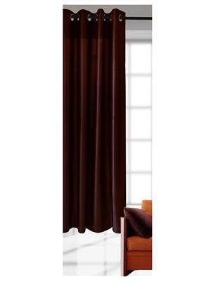 India Furnish IFCUR15023a Maroon Curtain