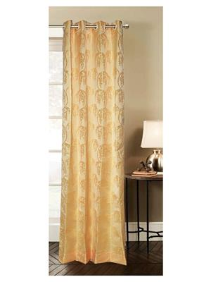India Furnish IFCUR15063a Multicolor Curtain