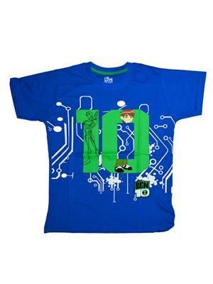 Fubu Ifts031Bl Blue Boy T-Shirt