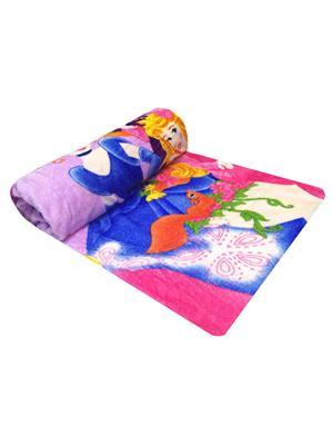 Indian Heritage 013 Pink Blanket