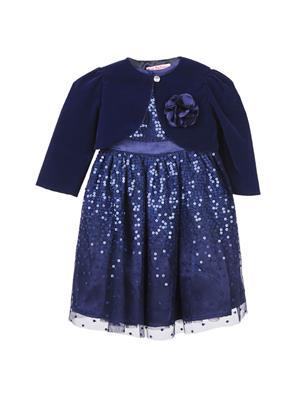 Toy Balloon TBD0028 Blue Girl Dress