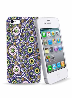 Kolorobia IP43DMO08  Moroccan Design IPhone 4 N 4S Cover