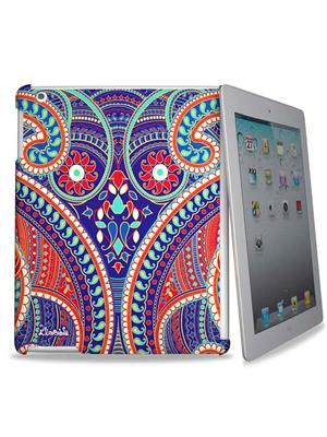 Kolorobia IPD3DPA06  Paisely IPad Cover