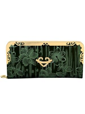 Indian Style Is16 Green Women Wallet