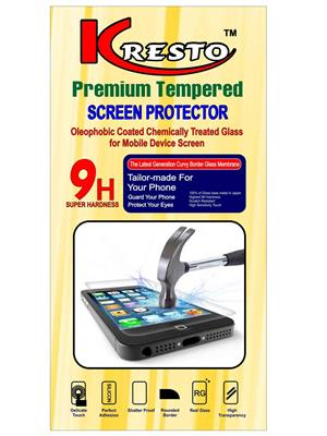 Kresto Tempered Glass For  Intex Young