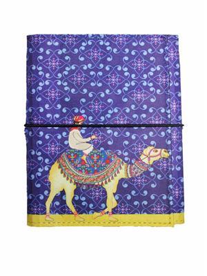 Kolorobia   JA6C06 Camel Portrait A6 Journal