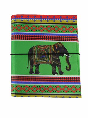 Kolorobia   JA6E08 Elephant Picturesque A6 Journal