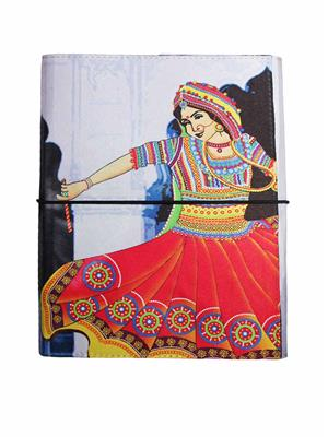 Kolorobia   JA6G05 Vibrant Garba A6 Journal