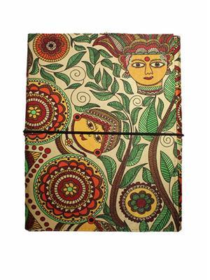 Kolorobia   JA6M01 Classic Madhubani A6 Journal
