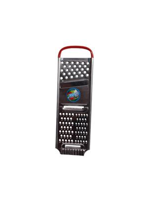 Stainless Steel Carrot Grater and Slicer _Steel_