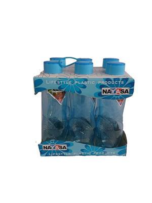 Nayasa 6 Pcs Set of 1000 ml Bottle
