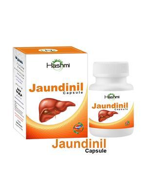 Herbal Jaundice Capsule Treatment (Jaundinil Capsules)