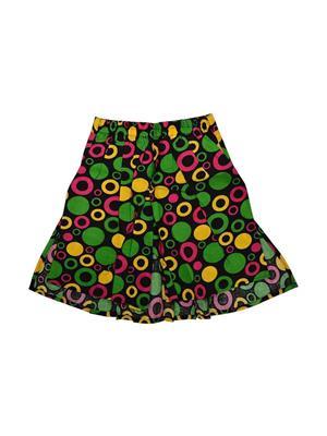 Pieces JG-04 Multicolored Girls Skirt