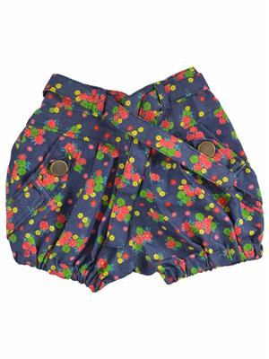 Pieces JG-11 Multicolored Girls Shorts