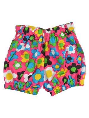 Pieces JG-12 Multicolored Girls Shorts