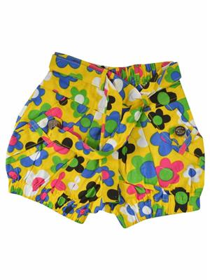 Pieces JG-14 Multicolored Girls Shorts