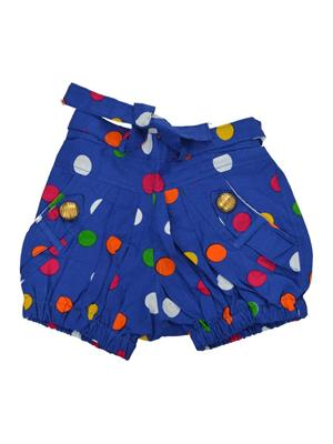 Pieces JG-15 Multicolored Girls Shorts