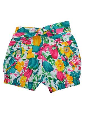 Pieces JG-16 Multicolored Girls Shorts