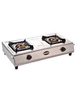 Jindal JIN_SMT_2B Steel  Smart 2 Burner Cooktop