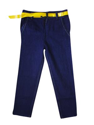 Jisha Fashion JISHAJ12 Blue Boy Jeans