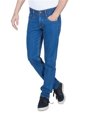 JINJLR JJ-9DB Dark Blue Men Jeans
