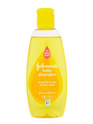 Johnsons JJBS100 Baby Shampoo- 100Ml