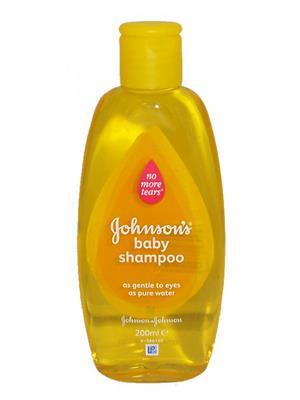 Johnsons JJBS200 Baby Shampoo- 200Ml