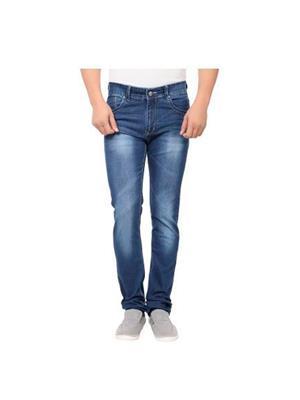 Ruace 025-Sb-Enz Blue Men Jeans