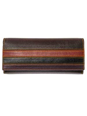 Lee Italian JP_BNS_LW003 Brown Women Wallet