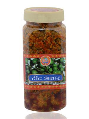 Jrc Spices 197 Vegetarian Teenth Pickle