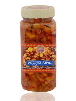 Jrc Spices 205 Vegetarian Garlic Pickle